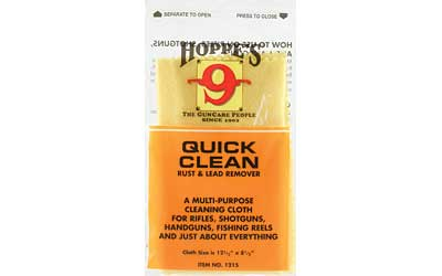 hoppe's - Quick Clean - QUICK CLEAN RUST/LEAD REMOVER CLOTH for sale