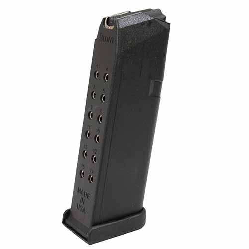 PROMAG FOR GLK 19 9MM 15RD BLK - for sale