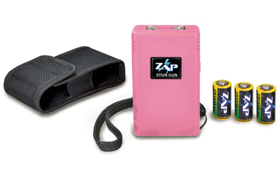 PS ZAP STUN GUN 950,000 VOLTS PINK - for sale