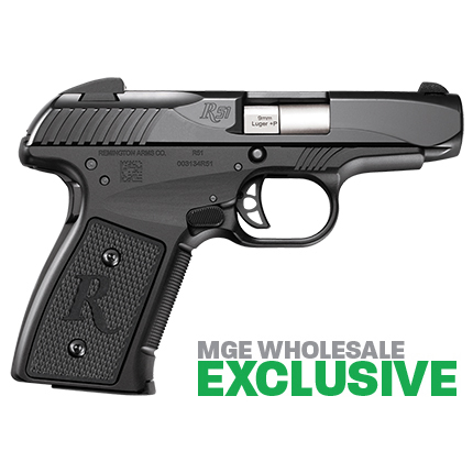 R51 Subcompact 9MM+P  Black - for sale