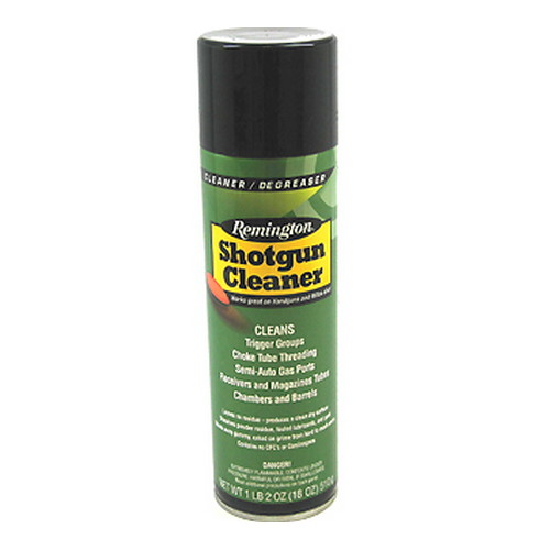 Remington - Shotgun Cleaner - SHOTGUN CLEANER 18 OZ AERO CAN for sale