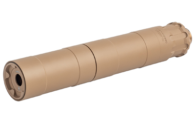 RUGGED OBSIDIAN 9 SUPPRESSOR FDE - for sale