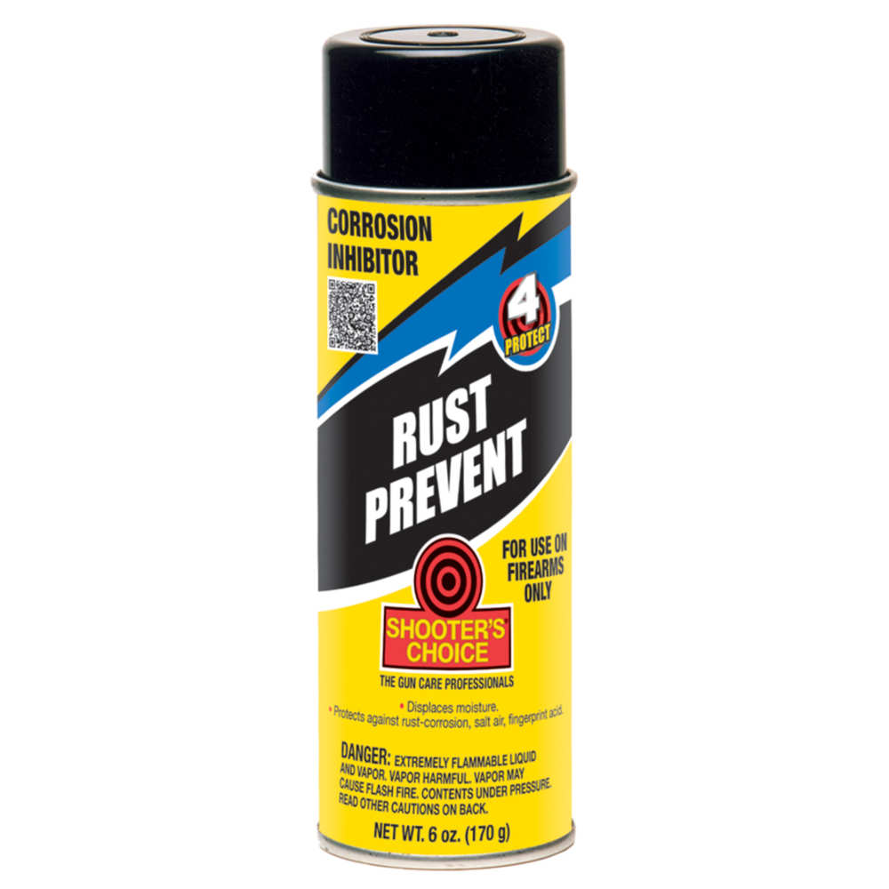shooter's choice - Rust Preventive - RUST PREVENTATIVE 6OZ AEROSOL for sale