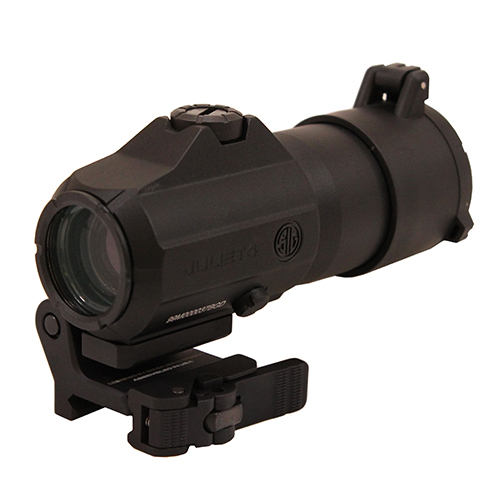 SIG JULIET4 4X MAGNIFIER 90 DEGREE POWERCAM MOUNT - for sale