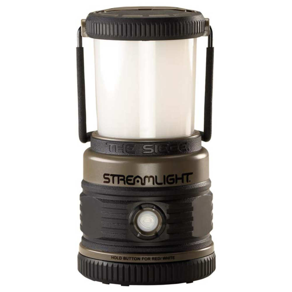 streamlight - The Siege - SIEGE LANTERN LED 12HR BATT WHT/RD for sale