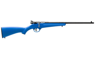 SAVAGE RASCAL YOUTH SINGLESHOT .22LR ACCU TRIGGER BLUED/BLUE - for sale
