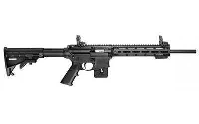 "S&W M&P15-22 SPORT .22LR 16.5"" 10-SH FIXED STOCK W/SIGHTS - for sale"