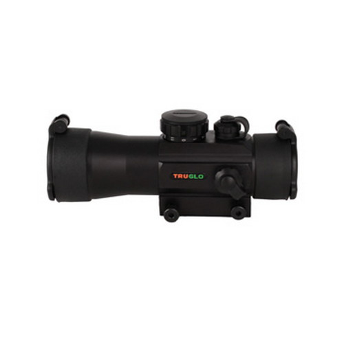 TRUGLO RED DOT 5MOA 2X42 BLK - for sale