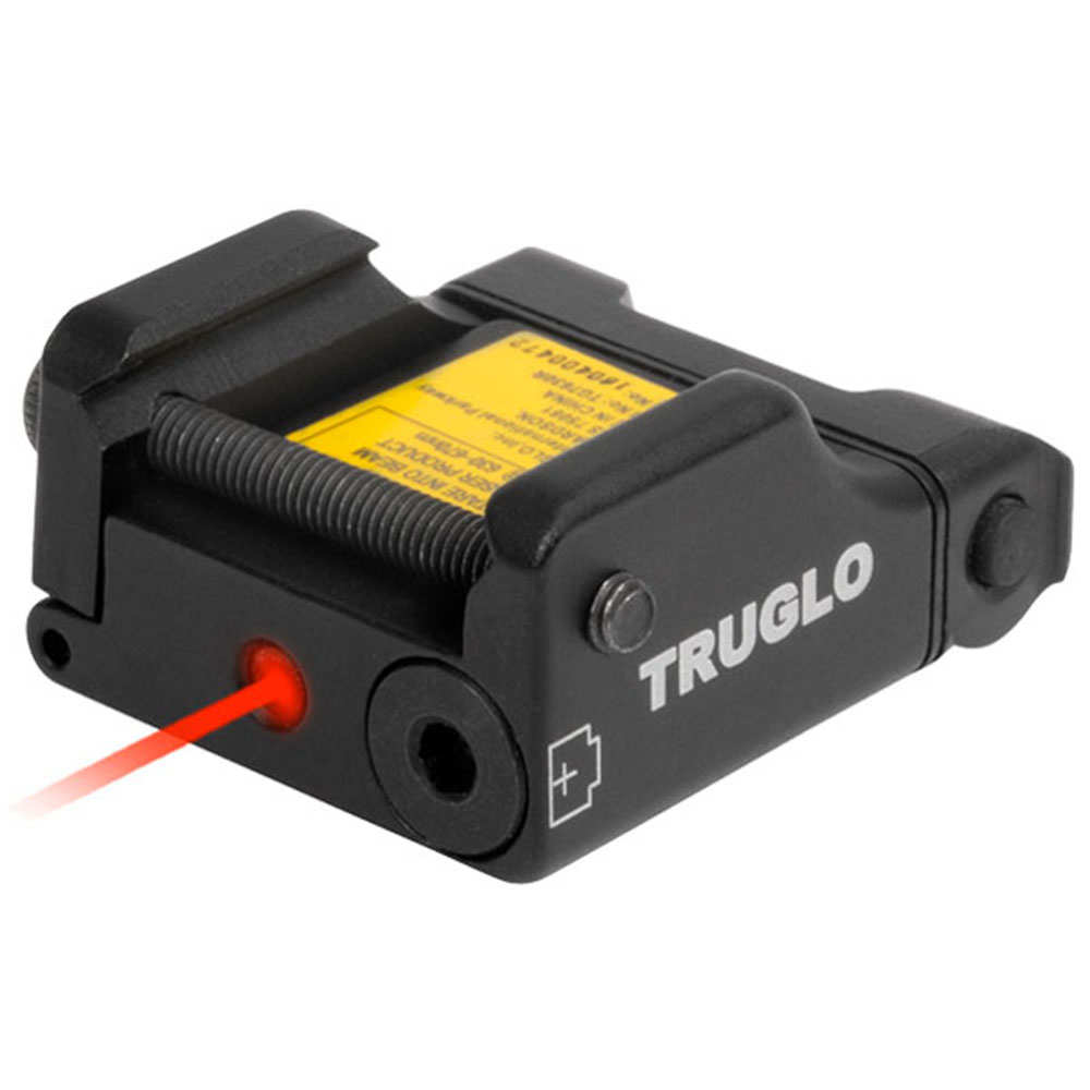 TRUGLO MICRO-TAC TACT LASER RED - for sale