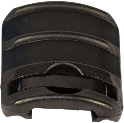 "JE HANDGUARD RAIL COVER 2"" BLACK 1 PER PKG - for sale"