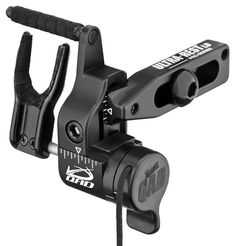 QAD ARROW REST ULTRA-REST LD BLACK RH - for sale