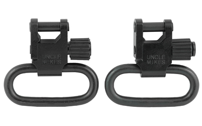 uncle mike's - Quick Detach - QD115 RUG BL 1IN SLING SWIVEL SET for sale