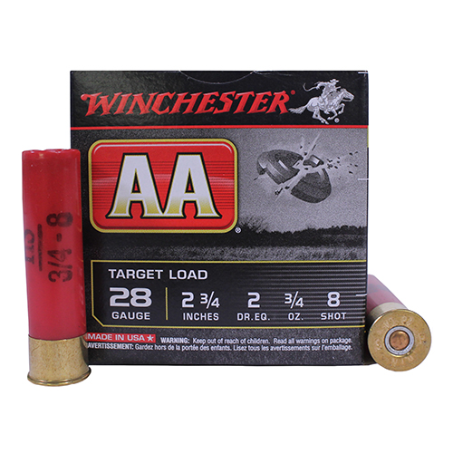 WIN AA TGT LD 28GA 2.75 .75OZ #8 25/10 - for sale
