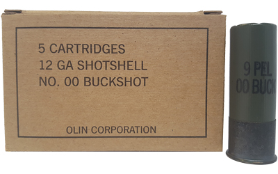 "WIN 12GA 2-3/4"" OOBK SHOT MILITARY - for sale"