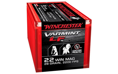 WIN 22MAG LEAD FREE 28GR 50/40 - for sale