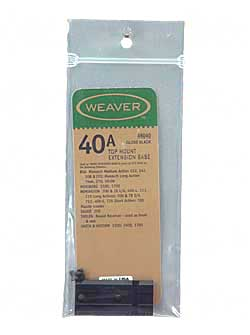 WEAVER BASE 40A - for sale