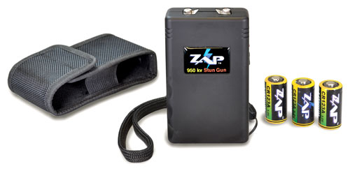 PS ZAP STUN GUN 950,000 VOLTS - for sale